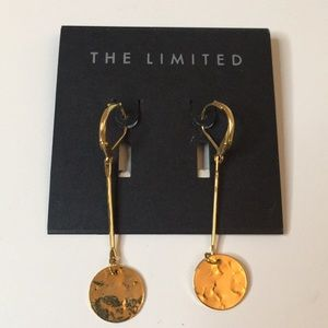 The Limited dangle earrings